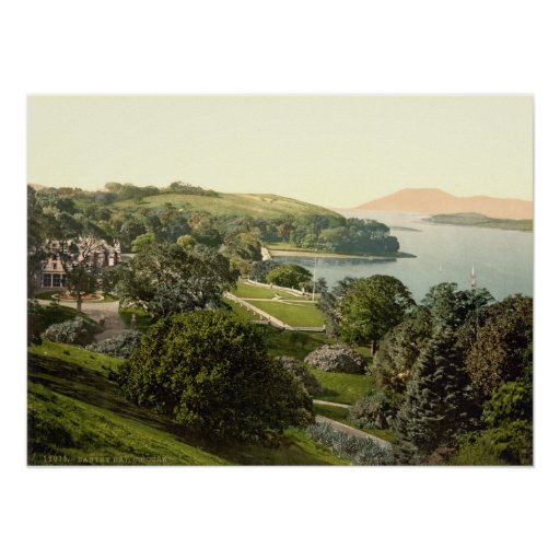 Bantry Bay, County Cork Posters