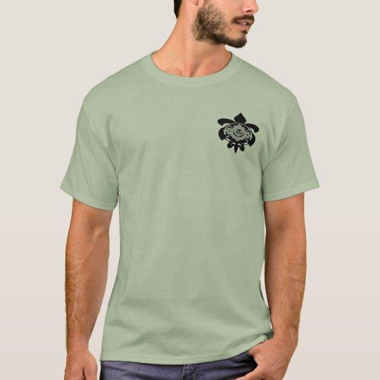 """Banzai""-Pukas-Haena-Kauai/Hawaii T-Shirt"