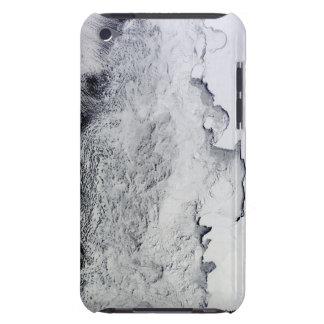 Banzare, Sabrina, and Budd Coasts, Antarctica iPod Case-Mate Cases
