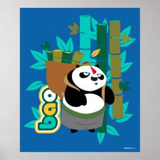 Bao Panda Poster