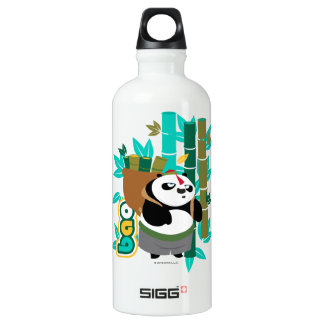 Bao Panda SIGG Traveller 0.6L Water Bottle
