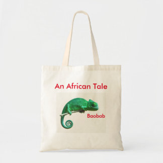 Baobab from An African Tale, Tote Bag
