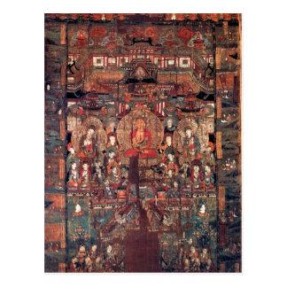 Baoen Sutra Paradise Postcards
