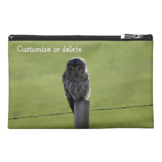 BAOW Barred Owl Travel Accessories Bags