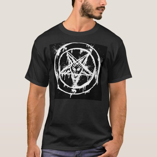 Baphoment/Pentagram T-Shirt
