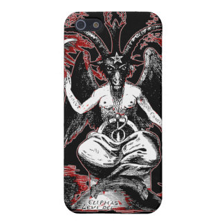 Baphomet Cover For iPhone 5/5S