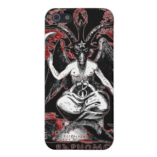 Baphomet iPhone 5 Cases