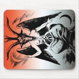 Baphomet Mouse Pad