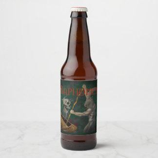 Baphomet (Name only) Beer Bottle Label