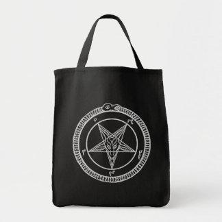 baphomet Pentagram bag