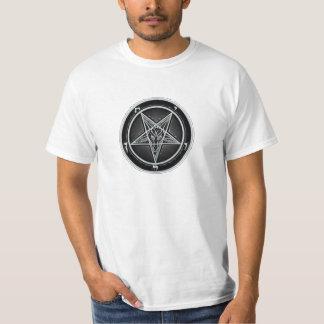 Baphomet Pentagram Tee