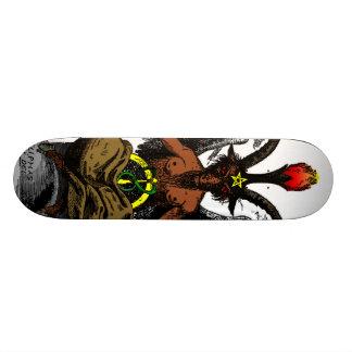Baphomet Skateboard Decks