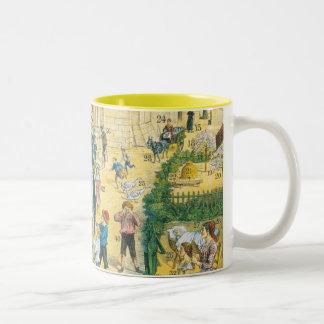 Bapteme anglais mugs