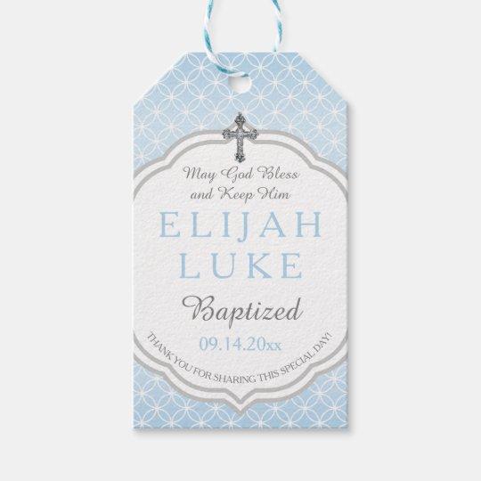 Baptism   Boy Eternity Rings Vintage Cross Gift