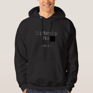 """Baptism by Fire """"Heart"""" Hoodie"""