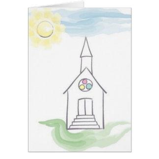 Baptism Card