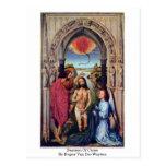 Baptism Of Christ By Rogier Van Der Weyden