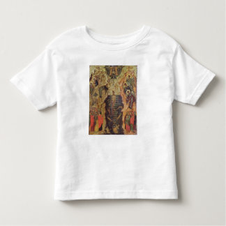 Baptism of Christ, from Sandzak Toddler T-Shirt