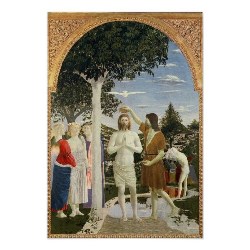 Baptism of Christ Posters