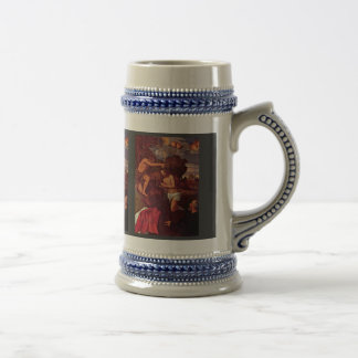 Baptism Of Christ With The Client Giovanni Ram Mugs