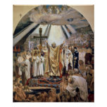 Baptism of Rus, 1885-96 Poster