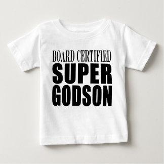 Baptism Parties : Board Certified Super Godson Tshirt