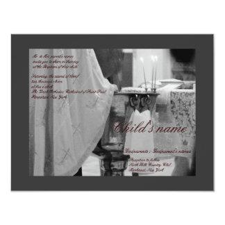 Baptismal Card