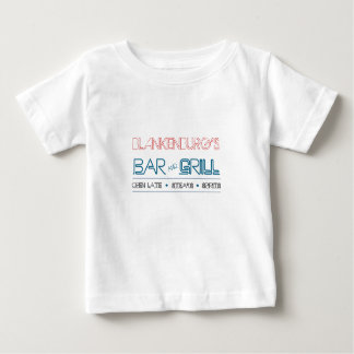 Bar and Grill, Baby! Baby T-Shirt