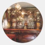Bar and Tavern Round Sticker