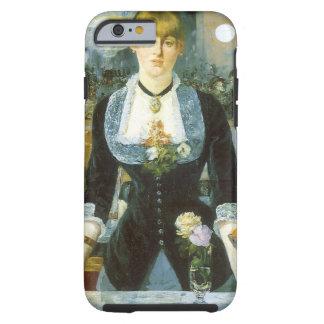 Bar at the Folies-Bergere, Manet, Vintage Fine Art Tough iPhone 6 Case