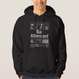 Bar Attendant Pullover