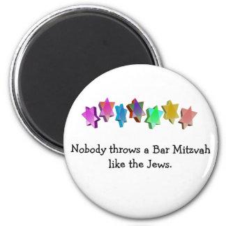 Bar/Bat Mitzvah Fridge Magnet