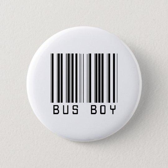 BAR BUS BOY LIGHT 6 CM ROUND BADGE