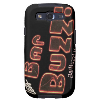 Bar Buzz Samsung Galaxy SIII Case
