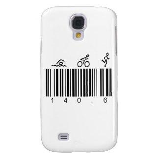 Bar Code 140.6 Galaxy S4 Case