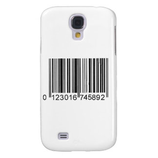 Bar Code Galaxy S4 Case