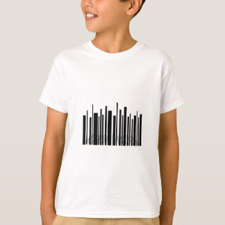 Bar code skyscraper T-Shirt