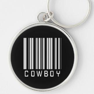 BAR COWBOY DARK KEY CHAIN