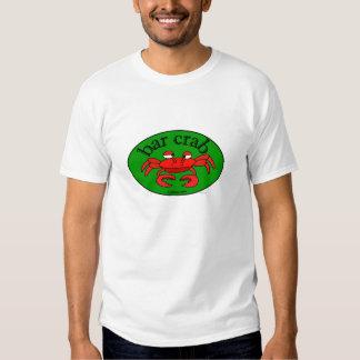 Bar Crab T Shirt
