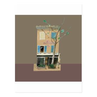 BAR DECOUVERT ST REMY DE PROVENCE POST CARD