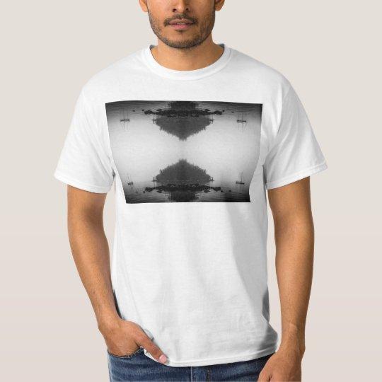 Bar Harbour City-on-Back T-Shirt