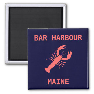 BAR HARBOUR MAGNET