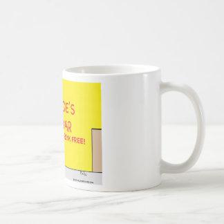 bar kids drink free mugs