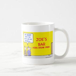 bar kids drink free coffee mug
