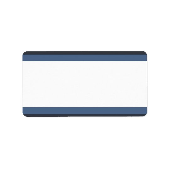 Bar Mitzvah Blank Address Labels