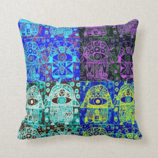 Bar Mitzvah Give-A-Way : Hamsa Pillow