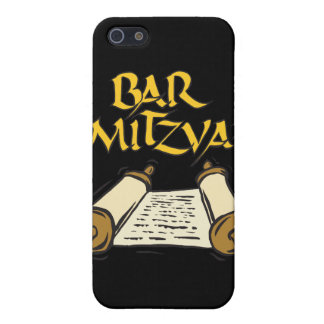 Bar Mitzvah Cover For iPhone 5