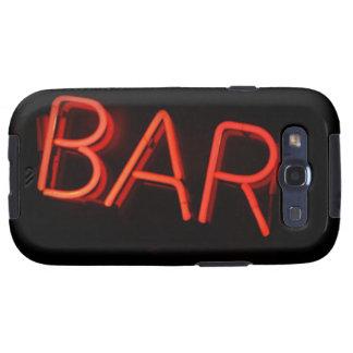 Bar Samsung Galaxy S Case Galaxy S3 Case