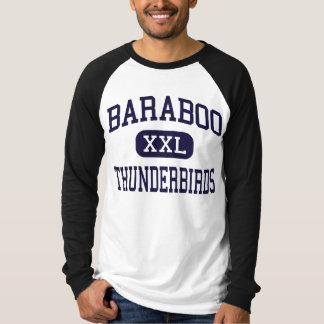 Baraboo - Thunderbirds - High - Baraboo Wisconsin T-shirt