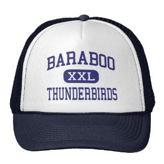 Baraboo Thunderbirds Middle Baraboo Hats